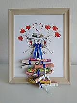 Darčeky pre svadobčanov - Svadobný dar - obraz 2 - 9710970_