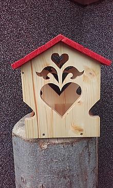 Pre zvieratká - Krmítka pre vtáky - 9711853_