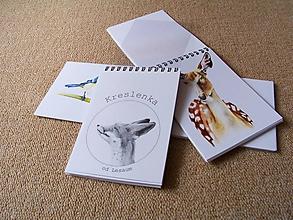 Papiernictvo - Kreslenka- zápisníková - 9711089_