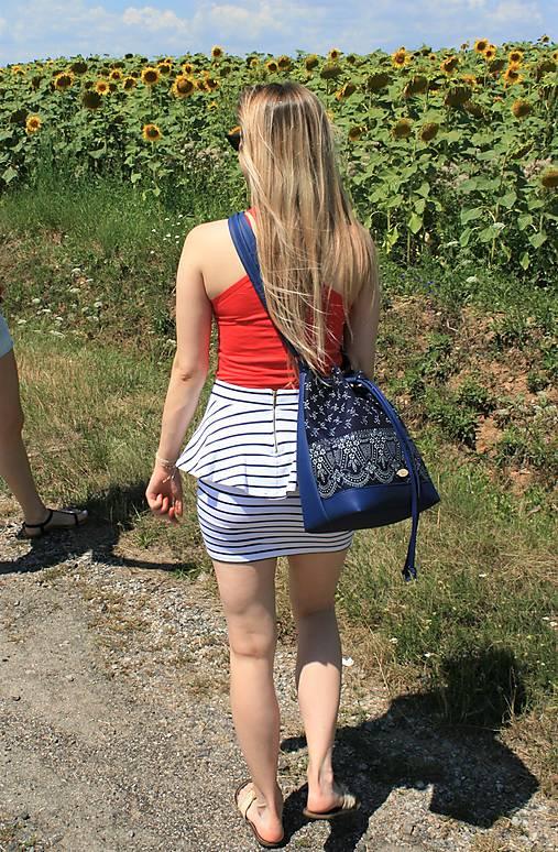 Kamila modrá 2