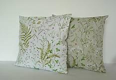 Úžitkový textil - Vankúš - návliečka č.14    40 x 40 - 9709989_