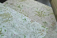 Úžitkový textil - Obrus - rozkvitnutá lúka     štvorec - 9710554_