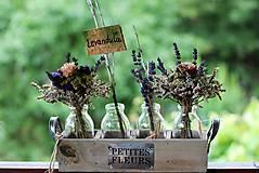 Dekorácie - Levanduľová dekorácia - 9715223_