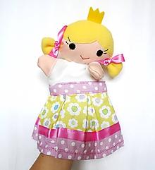 Hračky - Maňuška princezná - Olinka - 9715640_