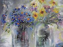 Obrazy - Kvetena z poľa - 9714874_