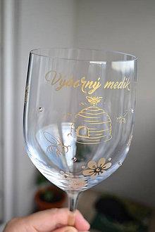 Nádoby - Pamätný, ďakovný pohár - 9716766_
