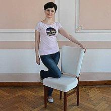 Tričká - Tričko Vanda - Jsem snílek - 9713311_