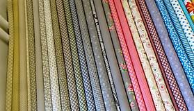 Úžitkový textil - Sivá patchworková súprava - 9716480_