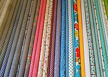 Úžitkový textil - Sivá patchworková súprava - 9716481_