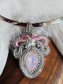 Náhrdelníky - Little gift - náhrdelník - 9716583_