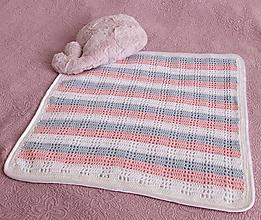Textil - PRIKRÝVKA PRE BÁBATKO - 9716235_