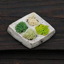 Dekorácie - miniatúrna RAKU záhrada - 9718954_