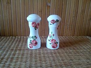 Nádoby - koreničky červené ruže - 9719128_