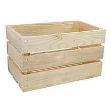 Polotovary - Hrubostenná prepravka  (extra veľká) - 9717046_
