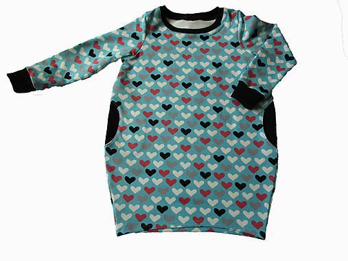 4f90d271936f Teplákové šaty