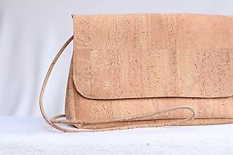 Kabelky - Korková kabelka (nie len) do ruky - 9718311_