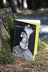 Papiernictvo - Notes větší Medvěd - 9717702_