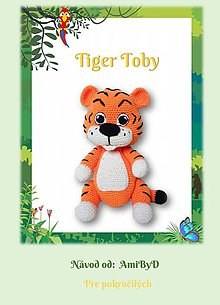 """Návody a literatúra - Návod """"Tiger Toby"""" - 9717816_"""