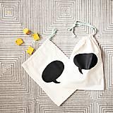 Detské tašky - Vrecúško - 9717805_