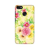 Na mobil - Kryt s motívom kvetov pre Apple, Huawei, Samsung - 9718413_