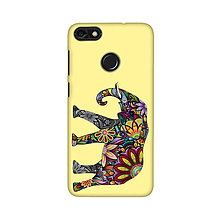 Na mobil - Kryt s motívom slona pre Apple, Huawei, Samsung - 9718399_