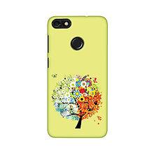 Na mobil - Kryt s motívom stromu s ročnými obdobiami pre Apple, Huawei, Samsung - 9718433_