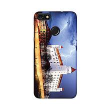 Na mobil - Kryt na mobil s motívom Bratislavského hradu pre Apple, Huawei, Samsung - 9718478_