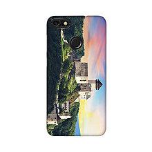 Na mobil - Kryt s motívom Trenčianskeho hradu pre Apple, Huawei, Samsung - 9718559_