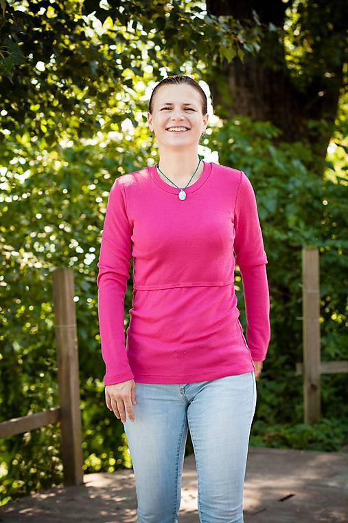 0449b05aa2e4 Funkčné dlhorukávové tričko na dojčenie (XL)   SPACKE - SAShE.sk ...