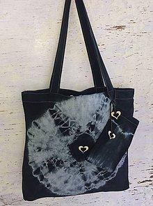 Nákupné tašky - Taška PAVUČINA - 9716978_