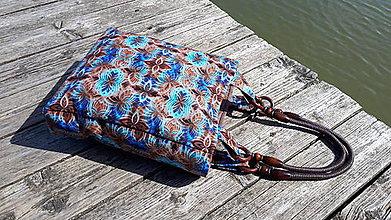 Veľké tašky - Taška mandaly - 9721065_