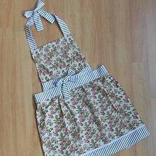Iné oblečenie - Zástera Vintage - 9721108_