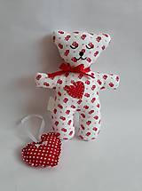 Darčeky pre svadobčanov - Macko - hračka - 9723171_