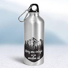Nádoby - Turistická fľaša - 9720455_
