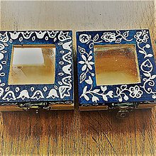 Krabičky - Krabičky maľované - 9721823_