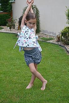 Detské oblečenie - tričko Marlen - 9724421_