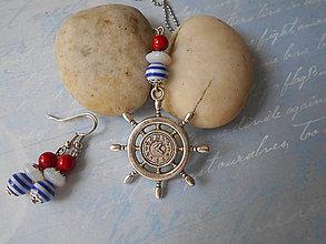 Sady šperkov - Na letnej plachetnici - 9725128_