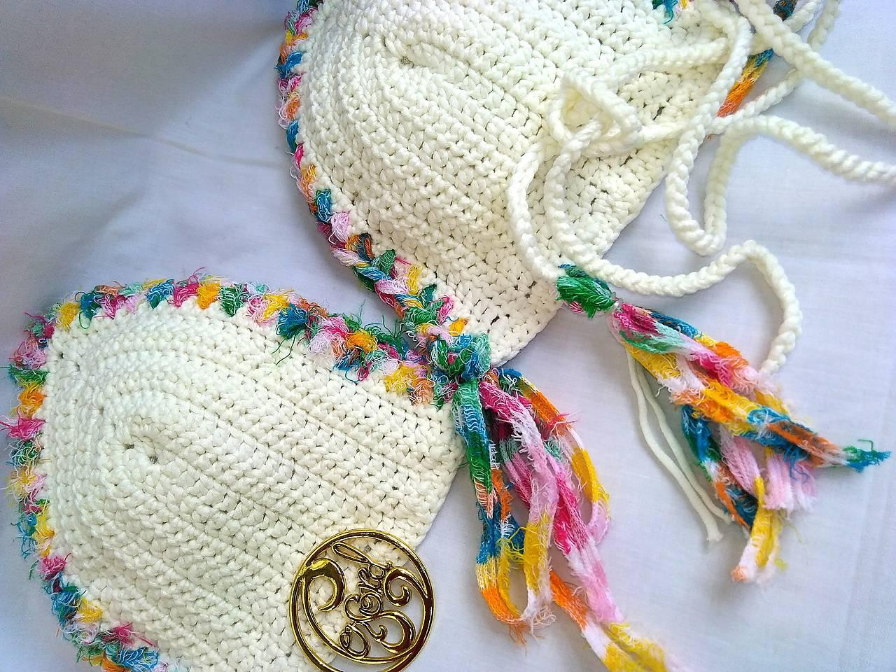 ba1335ad7dd Háčkované plavky BOHO STYLE II   TerkastudiO - SAShE.sk - Handmade ...