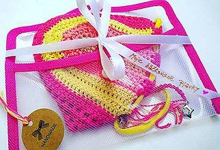 Bielizeň/Plavky - plavky na želanie vrchný diel v darčekovom balení - 9725368_