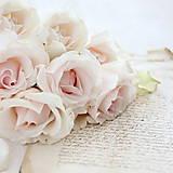 Náušnice - Náušnice ♥ VINTAGE WEDDING ♥ - 9723625_
