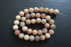 Minerály - Slnečný kameň V 10mm - 9724654_