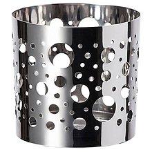 Svietidlá a sviečky - Svietnik kovový BUBLINKY - 9727071_