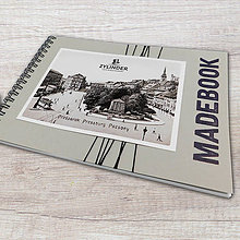 Papiernictvo - BLOK na šírku - BRATISLAVA - 9727175_