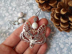 Sady šperkov - Líška VI. - 9726319_