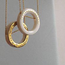 Náhrdelníky - Kruhy I. - 9727498_