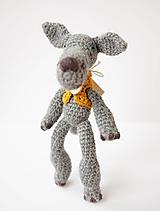 Hračky - vlk - 9726696_