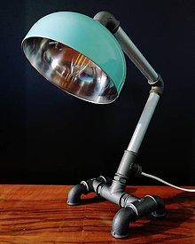 Svietidlá a sviečky - Stolná lampa - 9727311_