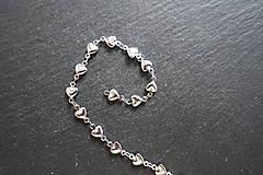 - Reťaz 2 - stainless steel - 10x5mm - 9726391_