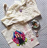 Nákupné tašky - Joga Dievča/ Plátená taška - 9729948_