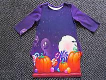 Detské oblečenie - Šaty s vreckami